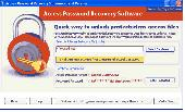 Access 2003 Database Password Recovery Screenshot