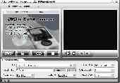 Acker DVD to Zune Converter Screenshot