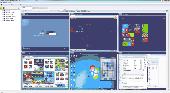 Screenshot of AdminZilla Network Administrator
