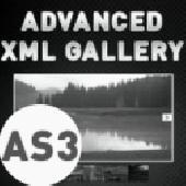Advanced Image Gallery AS3 Screenshot