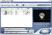 Aimersoft DVD Audio Ripper Screenshot