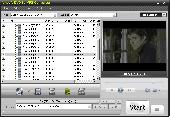 Ainsoft DVD to MP3 Converter Screenshot