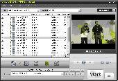 Ainsoft DVD to MP4 Converter Screenshot