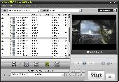 Ainsoft FLV Video Converter Screenshot