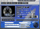 Aiprosoft DVD to Creative Zen Converter Screenshot