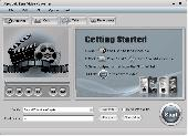 Screenshot of Aiprosoft Zune Video Converter