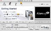 Aiseesoft DVD to AVI Converter for Mac Screenshot