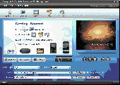 Aiwaysoft DVD to MP4 Converter Screenshot