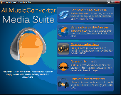 AllMusicConverter Media Suite Screenshot