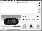 AllStar Video to PSP Converter Screenshot