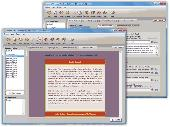 AllWebMenus Web Modal Windows Addin Screenshot