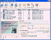 All Video to AVI DivX Xvid Converter Screenshot