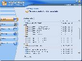 AlphaWipe Tracks Cleaner 2006 Screenshot