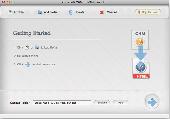 Screenshot of Amacsoft CHM to HTML for Mac