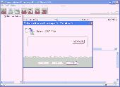 An apt software OST TO PST Converter Screenshot