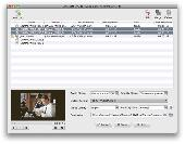 Aneesoft DVD to iTunes Converter for Mac Screenshot