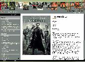 Screenshot of Ant Movie Catalog Viewer