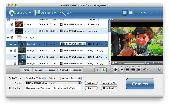 Screenshot of AnyMP4 DVD Converter for Mac