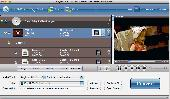 AnyMP4 DVD to iPad Converter for Mac Screenshot