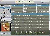 AnyMP4 Mac iPad Transfer Platinum Screenshot