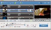 AnyMP4 iPhone Video Converter for Mac Screenshot