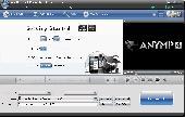 Screenshot of AnyMP4 iPod Converter