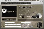 Anyviewsoft DVD to iRiver Converter Screenshot