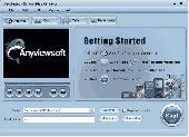 Anyviewsoft Sansa Video Converter Screenshot