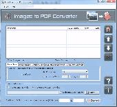 Screenshot of Apex Image2PDF Converter