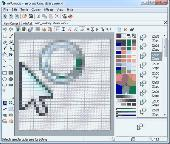 Screenshot of ArtCursors