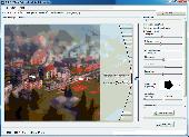 Artensoft Tilt Shift Generator Screenshot