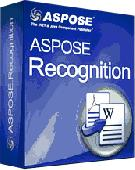 Aspose.Recognition for .NET Screenshot
