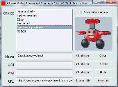 AtomicRobot Password and Link Manager Screenshot