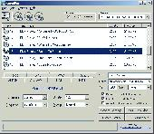 Screenshot of AudioVideoSoft RapidRip