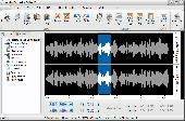 Audio Recorder Editor Free Screenshot