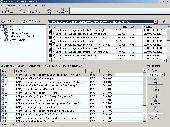 Screenshot of Audio & Data Music CD Burner