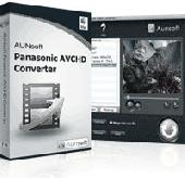 Aunsoft Panasonic AVCHD Converter Mac Screenshot