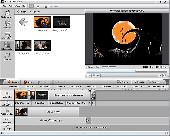 Screenshot of Aura Video Editor