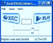 AutoClickExtreme Screenshot