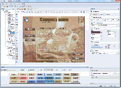 Screenshot of Autoplay Menu Designer