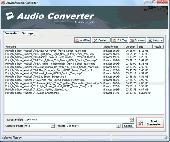 Auvisoft Audio Converter Screenshot
