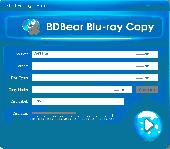 BDBear Blu-ray Copy Screenshot