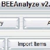 BEEAnalyze Screenshot