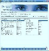 Screenshot of Backup Key Recovery