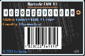 Barcode Screenshot