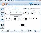Barcode Design Software Screenshot