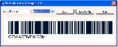 Barcode Label ActiveX Screenshot