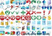 Basic Icons for Vista Screenshot