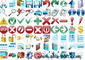 Basic Icons for Windows Screenshot