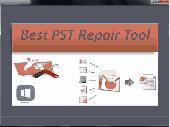 Screenshot of Best PST Repair Tool